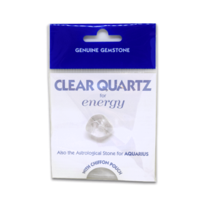 Clear Quartz - Packed Gemstone