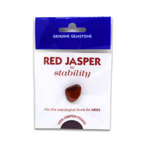 Red Jasper - Packed Gemstone