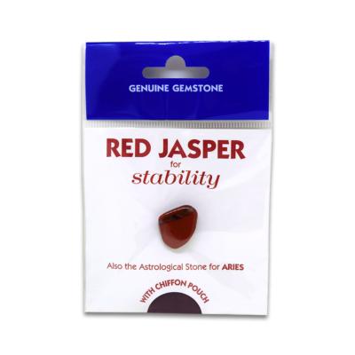 Red Jasper - Packed Gemstone