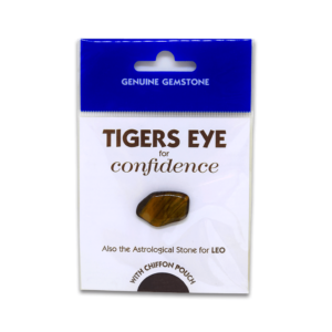 Tigers Eye - Packed Gemstone