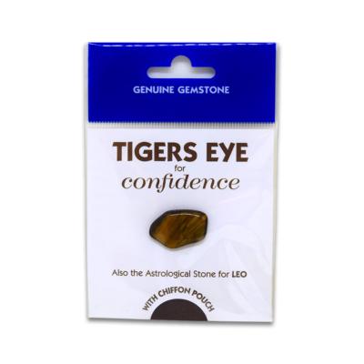 Tigers Eye - Packed Gemstone